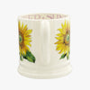 Seconds Flowers Sunflower 1/2 Pint Mug