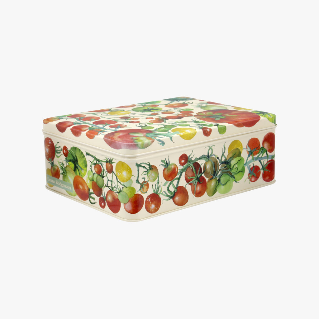 Tomatoes Medium Shallow Tin