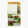 Year In The Country 2021 Wall Calendar