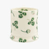 Personalised Clover Flower 1/2 Pint Mug