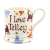 Personalised Cats 1/2 Pint Mug