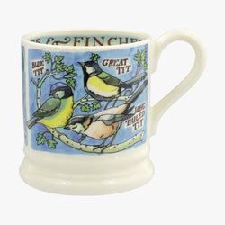 Tits and Finches 1/2 Pint Mug