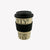 Black Toast Rice Husk Travel Cup