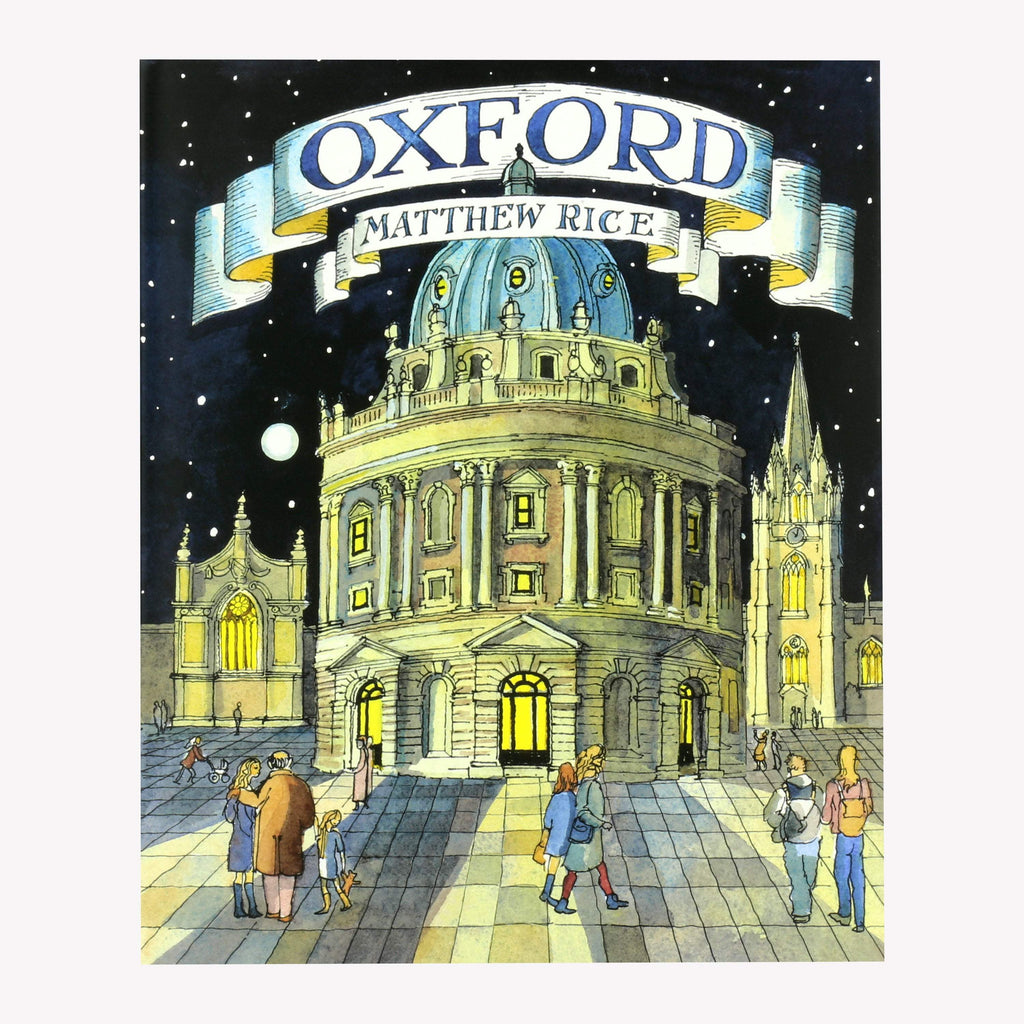 Oxford Hardback Book By Matthew Rice