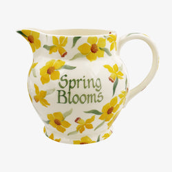 Personalised Daffodils 3 Pint Jug