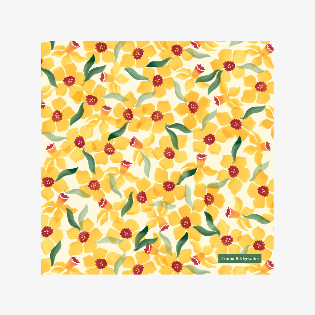 Daffodils Lunch Napkins