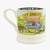 Seconds Dream Homes Fishermans Cottage 1/2 Pint Mug