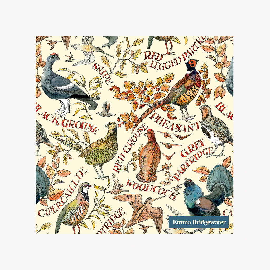 Game Birds Lunch Napkins