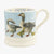 Bright New Morning Goose & Goslings 1/2 Pint Mug