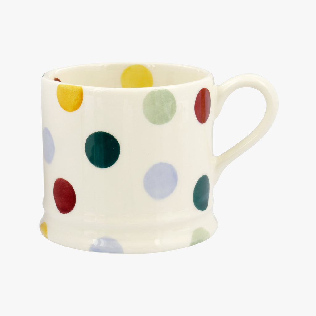 Seconds Polka Dot Small Mug