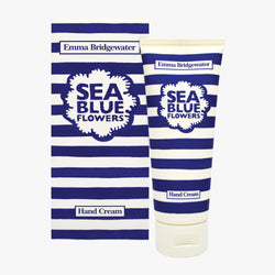 Sea Blue Flowers Hand Cream
