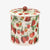 Vegetable Garden Strawberries Tin Biscuit Barrel