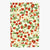 Vegetable Garden Strawberries Tea Towel