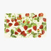 Seconds Vegetable Garden Strawberries Medium Oblong Plate