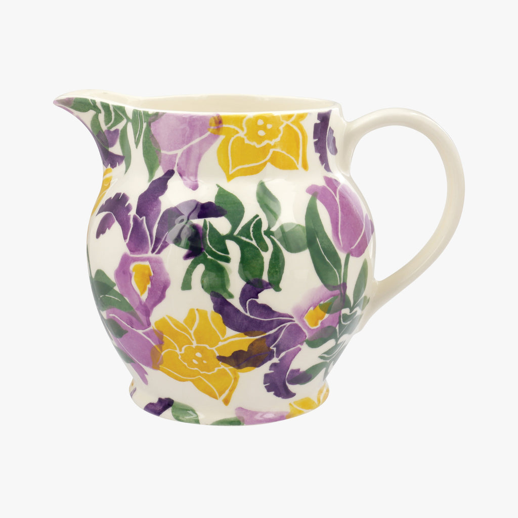 Seconds  Waitrose Florist Mother Day 1 1/2  Pt Jug 2018