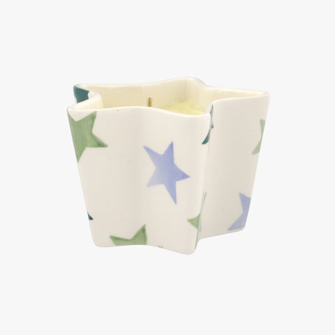 Winter Star Small Star Candle