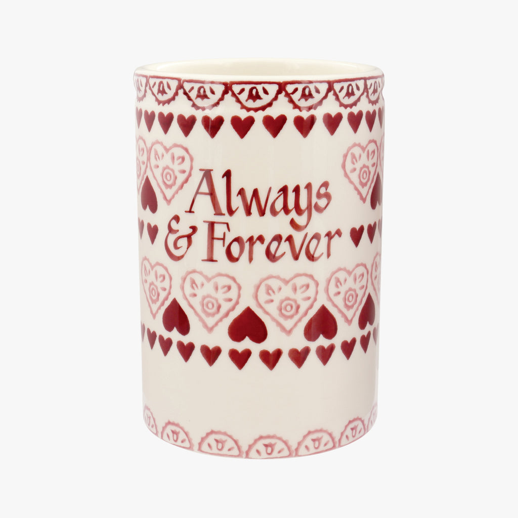 Personalised Sampler Medium Vase