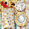 Buttercup Scattered Medium Oblong Plate