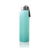 Vattenflaska i Glas med Splitterskydd<br /> 400 ml Mint Green