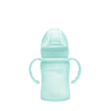 Pipmugg i Glas med Splitterskydd<br /> 150 ml Mint Green