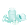 Pipmugg i Glas 150 ml Mint Green - Everyday Baby AB