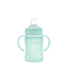 Pipmugg i Glas<br /> 150 ml Mint Green - Everyday Baby AB