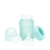 Nappflaska i Glas 150 ml Mint Green - Everyday Baby AB