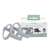Handtag 2-pack Quiet Grey - Everyday Baby AB