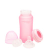 Nappflaska i Glas 240 ml Rose Pink - Everyday Baby AB