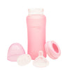 Nappflaska i Glas 300 ml Rose Pink - Everyday Baby AB
