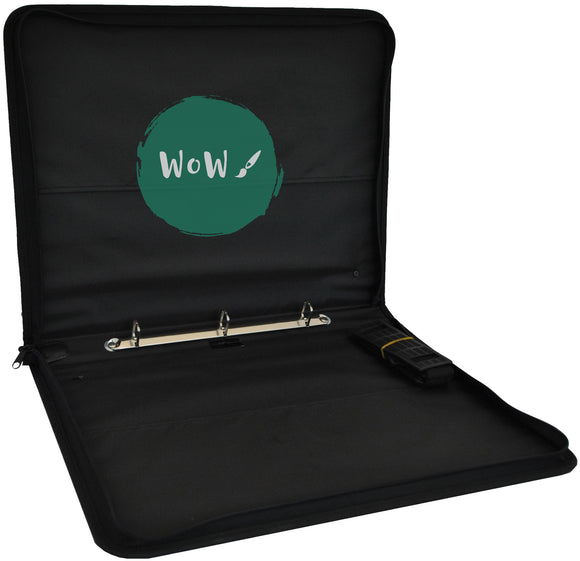 Art Presentation Portfolio Cases & Sleeves/ Display Pockets