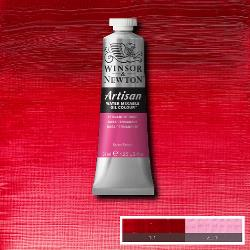 Winsor & Newton ARTISAN water-mixable Oil Colour 37 ml tube-  PERMANENT ROSE