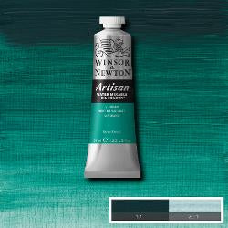 Winsor & Newton ARTISAN water-mixable Oil Colour 37 ml tube-  VIRIDIAN