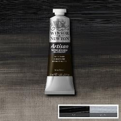 Winsor & Newton ARTISAN water-mixable Oil Colour 37 ml tube-  IVORY BLACK