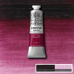 Winsor & Newton GRIFFIN Fast-drying Alkyd Oil Colour 37ml tube-	Purple Lake