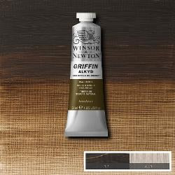 Winsor & Newton Griffin Alkyd Oil Colour 37ml tube-	Raw Umber