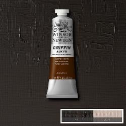 Winsor & Newton Griffin Alkyd Oil Colour 37ml tube-	Vandyke Brown