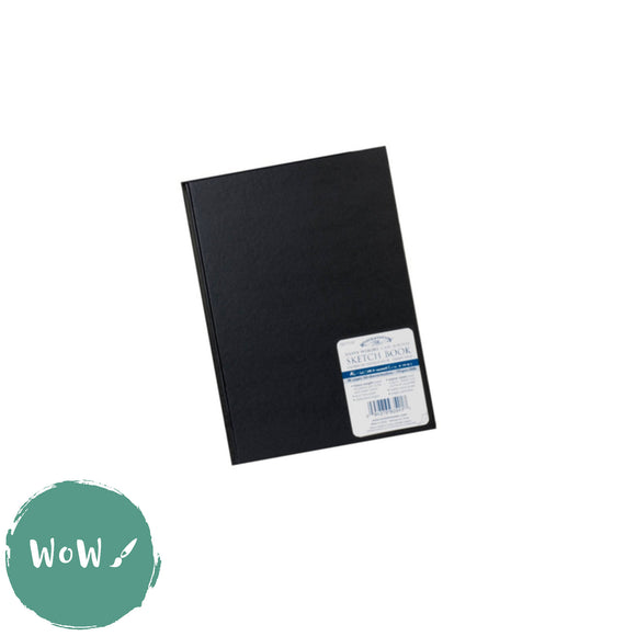 Winsor & Newton Square bound Hardback Sketch Books 170gsm, A5 Portrait