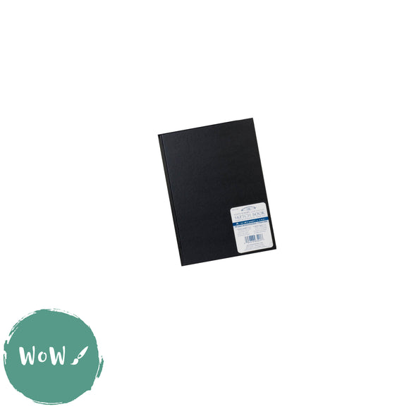 Winsor & Newton Square bound Hardback Sketch Books 170gsm, A6 Portrait