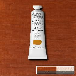 Winsor & Newton Artist Oil Colour 37ml tube-  BROWN OCHRE