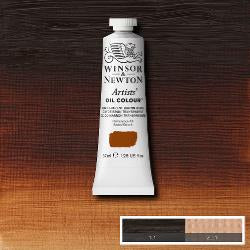 Winsor & Newton Artist Oil Colour 37ml tube-  TRANSPARENT BROWN OXIDE