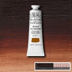 Winsor & Newton Artist Oil Colour 37ml tube-  BROWN MADDER
