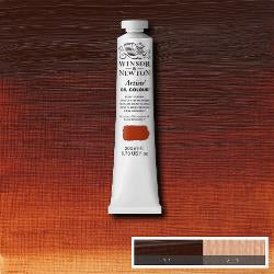 Winsor & Newton Artist Oil Colour 200ml Burnt Sienna