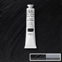 Winsor & Newton Artist Oil Colour 200ml Ivory Black