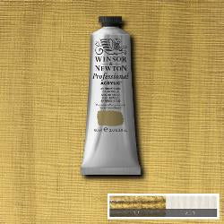 Winsor & Newton Professional (Artists) Acrylic 60ml tubes-	Antique Gold