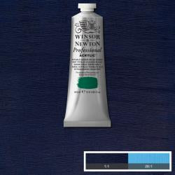Winsor & Newton Professional (Artists) Acrylic 60ml tubes-	Phthalo Blue (Green Shade)