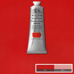Winsor & Newton Professional (Artists) Acrylic 60ml tubes-	Pyrrole Red Light