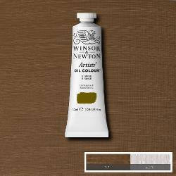 Winsor & Newton Artist Oil Colour 37ml tube-  BRONZE