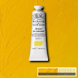 Winsor & Newton Artist Oil Colour 37ml tube-  CHROME YELLOW HUE