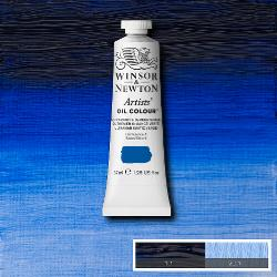 Winsor & Newton Artist Oil Colour 37ml tube-  ULTRAMARINE (GREEN SHADE)